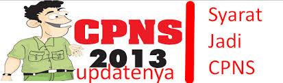 Persyaratan Tes Dan Dokumen Pelengkap CPNS 2013 Dengan CAT