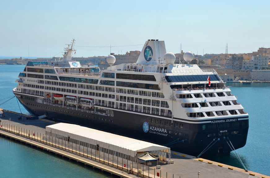 Azamara Journey Refurbished and Upgraded