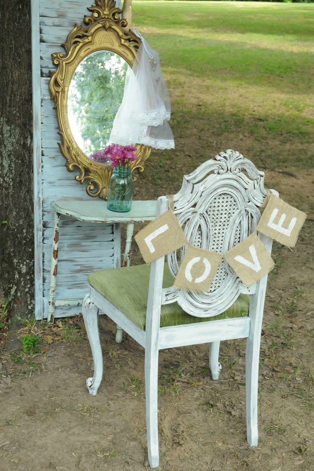 Rustic Wedding Decor For Sale