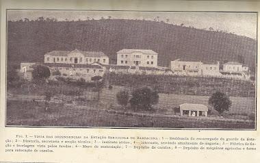 ESTAÇAO SERICICOLA DE BARBACENA