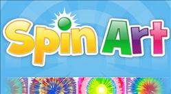 Spin Art-Nick Jr Games Game - Play Nick Jr Games Online