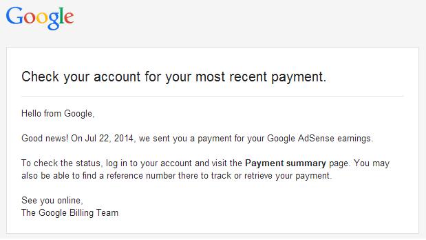 buat duit google adsense