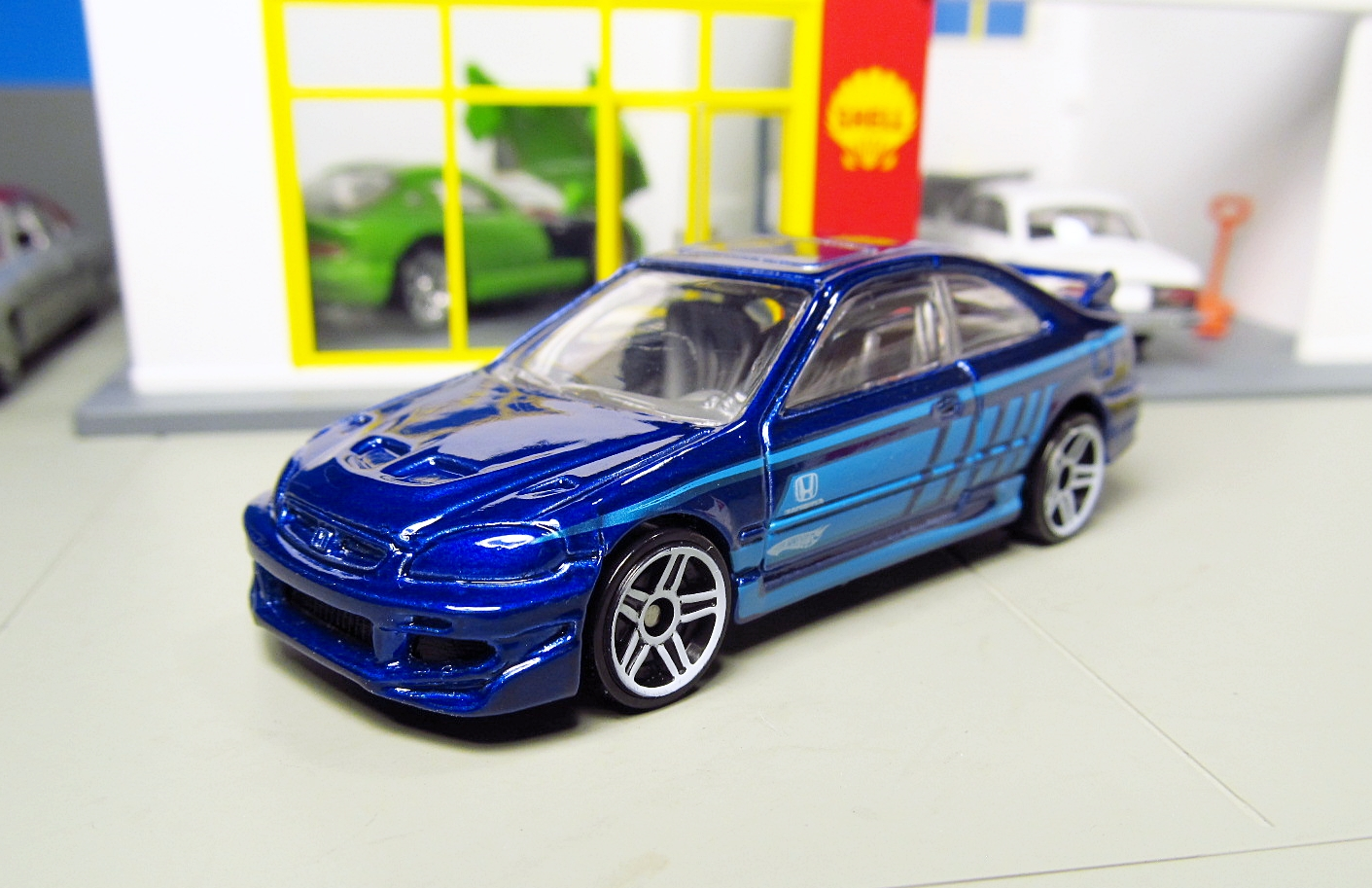 Hot Wheels Mystery Honda Civic