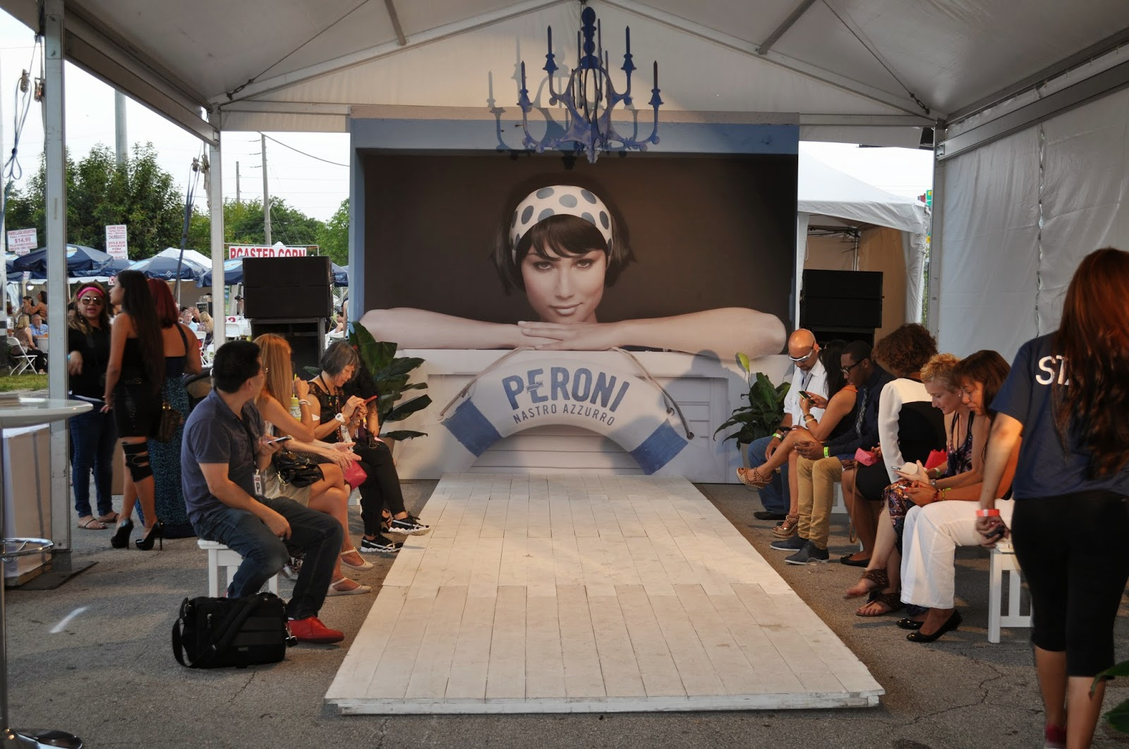 Peroni Fashion Show