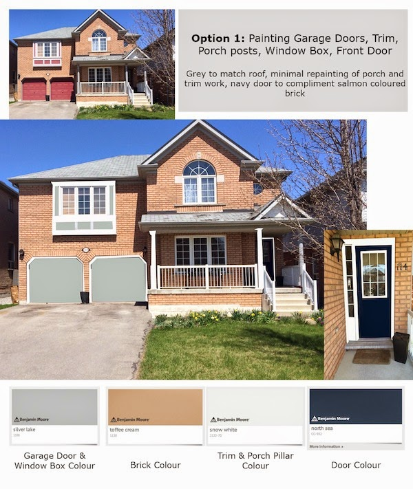 Picking exterior paint colours brownie - Images of exterior house paint colors model ...