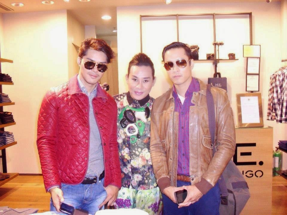 HE by Mango Launching - Rockwell 2012