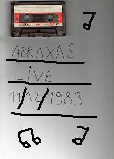 Muzika komunika abraxas live 1983 for Ulozto live