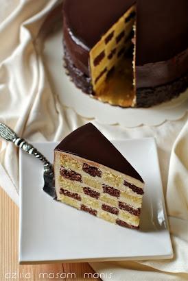 Checkered Cake!