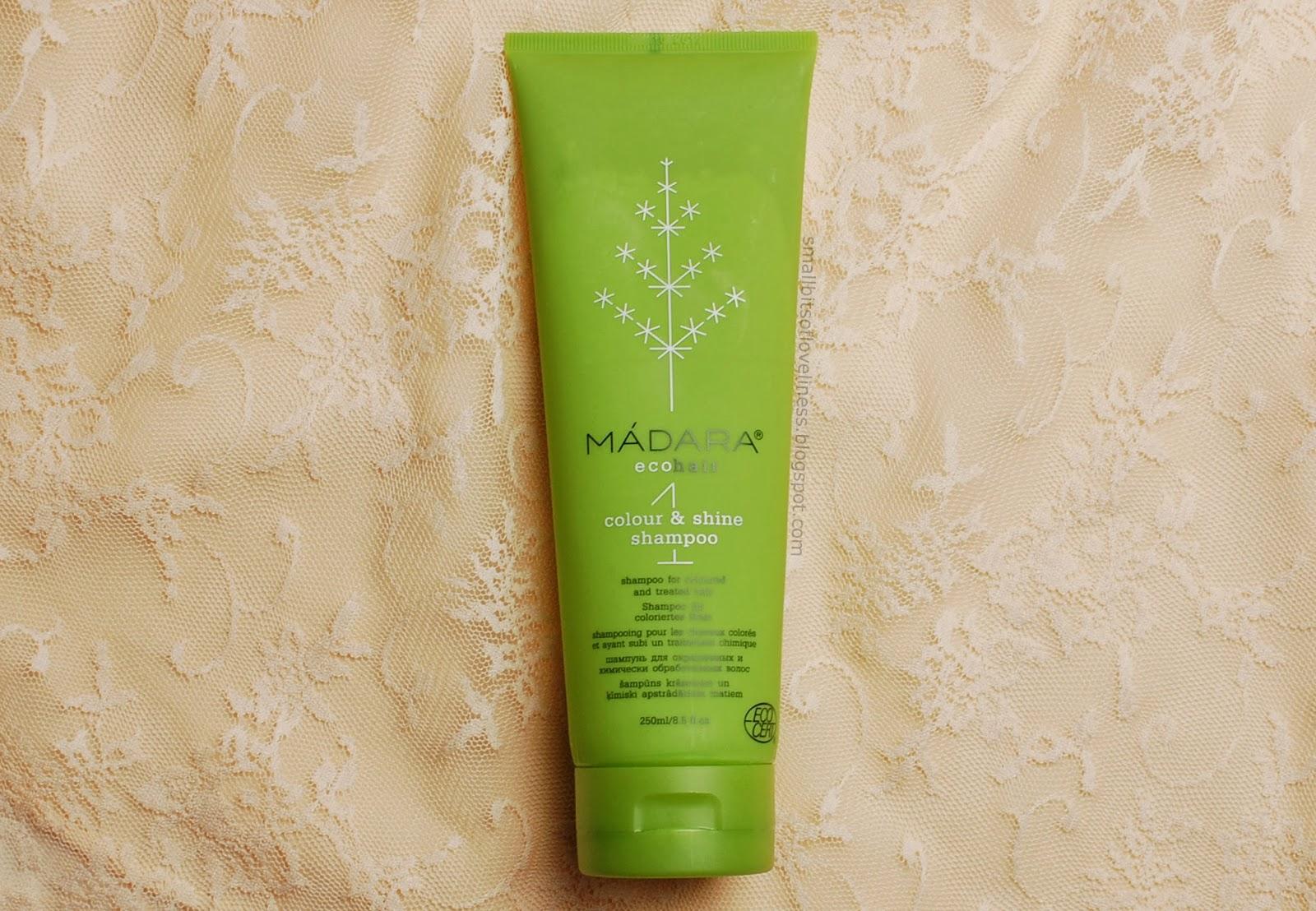 Madara Colour&Shine Shampoo