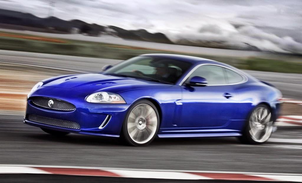 Jaguar Cars with Jaguar E-Type, Jaguar S-Type, Jaguar XK-R, XJ-S
