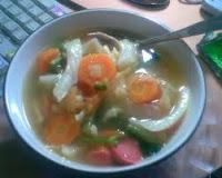 Cara membuat sayur sop dengan mudah dan enak tentunya