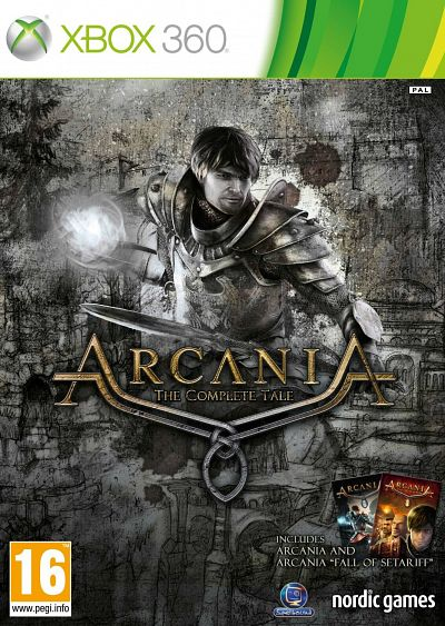 ARCANIA2 Download   Jogo Arcania The Complete Tale XBOX360 COMPLEX (2013)