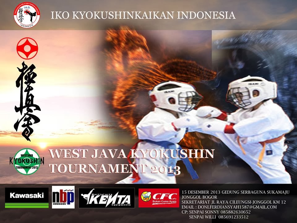 West Java Kyokushin Tournament 2013