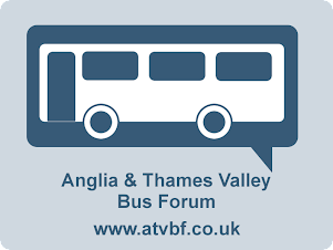 Anglia & Thames valley bus/rail forum