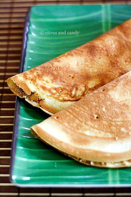 Apam Balik (Peanut Pancakes) 4 | Malaysian Recipes