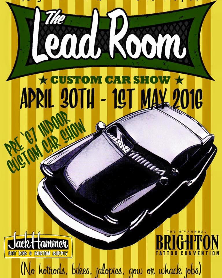 the lead room car show 2016
