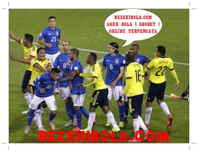 REZEKIBOLA.COM | AGEN BOLA, AGEN CASINO, AGEN TOGEL ONLINE INDONESIA TERPERCAYA - Brasil Kalah dan Neymar Kartu Merah