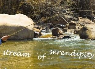 Stream of serendipity