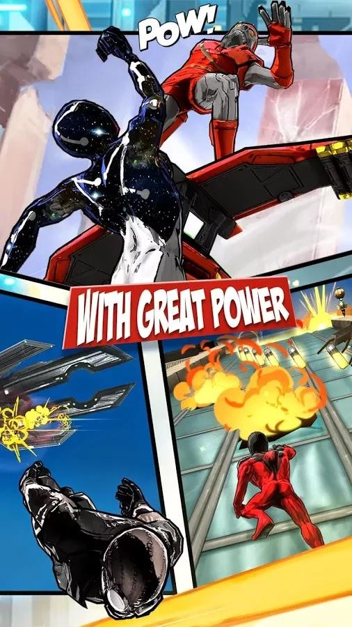 Spider-Man Unlimited v1.2.0h Mega Mod