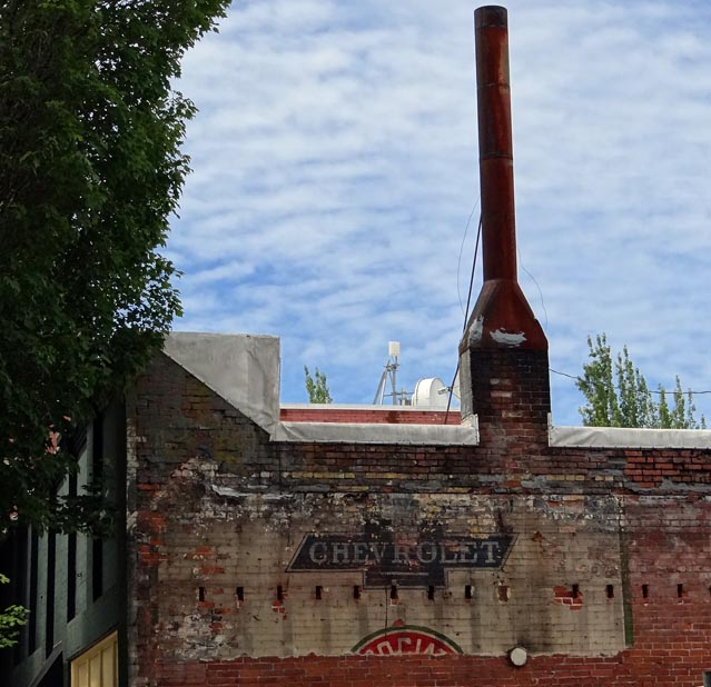 I Love Old Advertisements Painted On Old Brick Buildings.