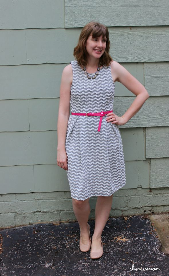 My August Stitch Fix Review | www.shealennon.com