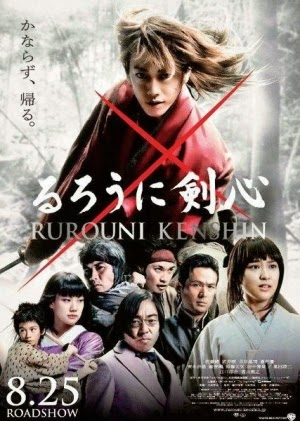 download film gratis rurouni kanshin