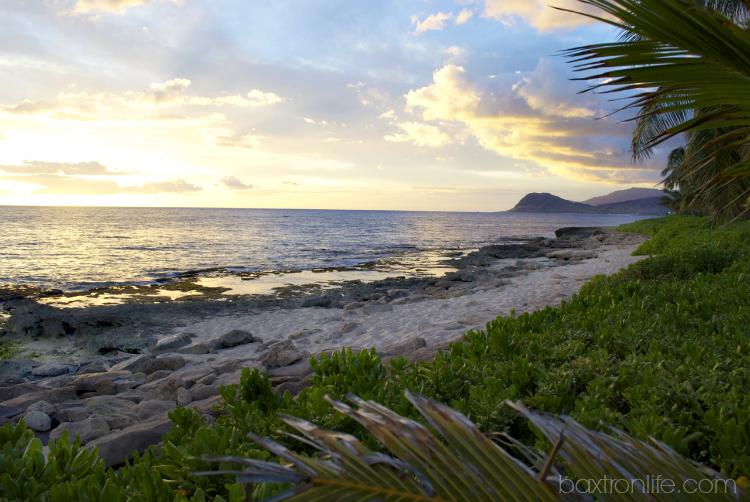 sunset paradise cove