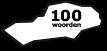 100 woorden van Wieringen