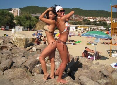 Ваня Бонева и Силвия Радулова