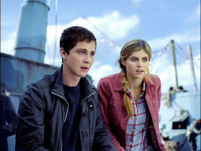 the first official movie trailer of Percy Jackson 2 Sea of Monsters