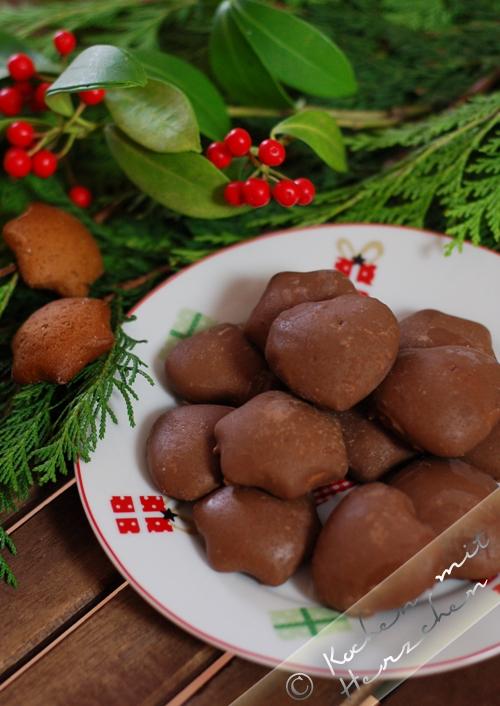 Weihnachtsbäckerei - Lebkuchen
