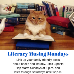 Monday Readers Linky Party