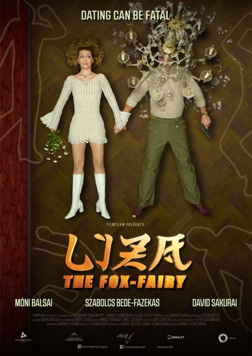 Liza,The Fox-Fairy (Liza, A Rókatündér) (2015)