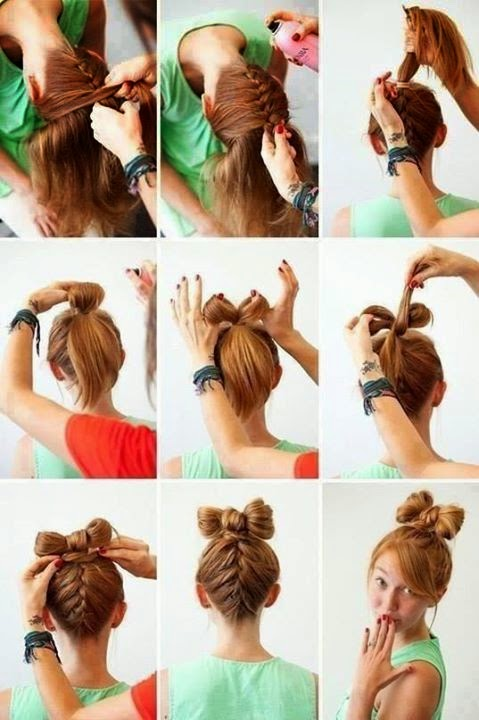 100 Step By Step Hair Styles   Hairstyle Tutorial