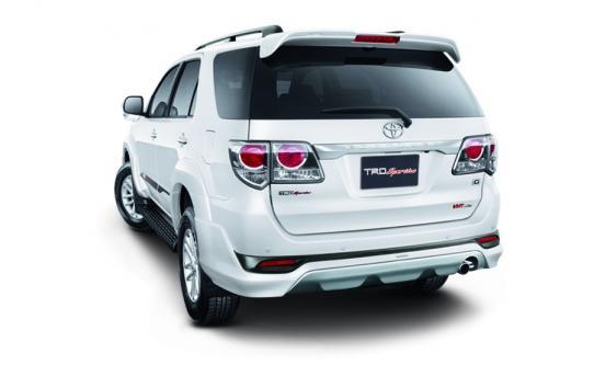 Tampil Megah dan Gagah dengan Toyota Fortuner VN Turbo