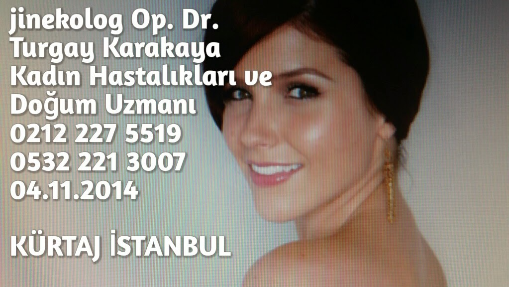 Kürtaj İstanbul