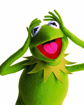The Muppets Kermit The Frogs