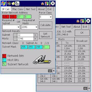 Calculadora para hacer calculo d subneteo d redes identi for Calculadora de redes