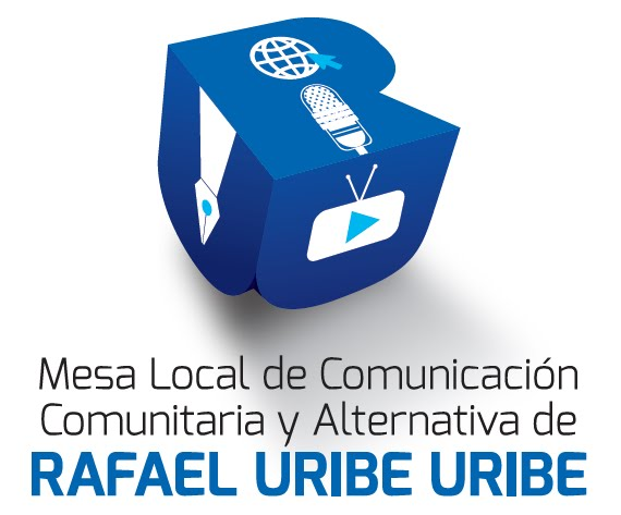 Logo Mesa Local de Comunicaciones, Localidad de Rafael Uribe Uribe.
