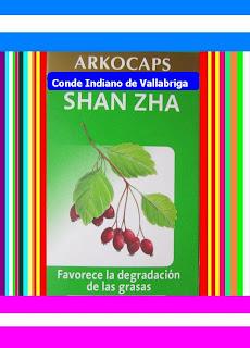 La Botica de mi Abuelo: El Shan Zha. Te ayudara a