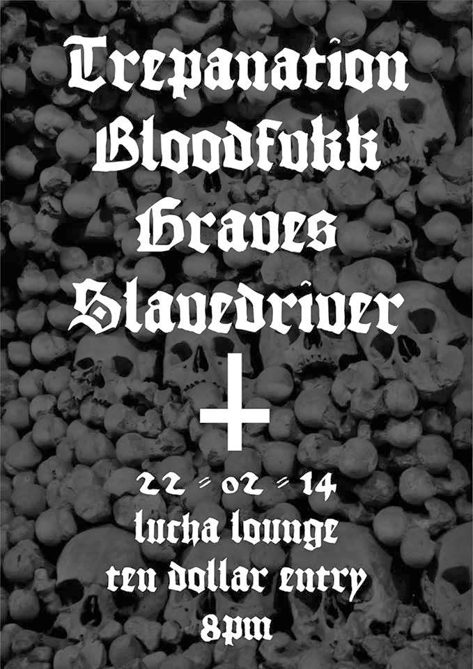 22/02/14 Lucha Lounge