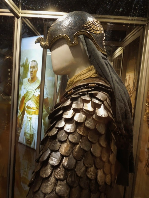 Exodus Gods and Kings Moses helmet armour