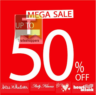 Miss Whatever, Party Princess, Girls, Heart Attack Mega Sale 2013