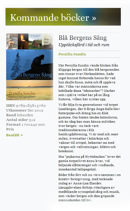 Pernilla sundin blogg