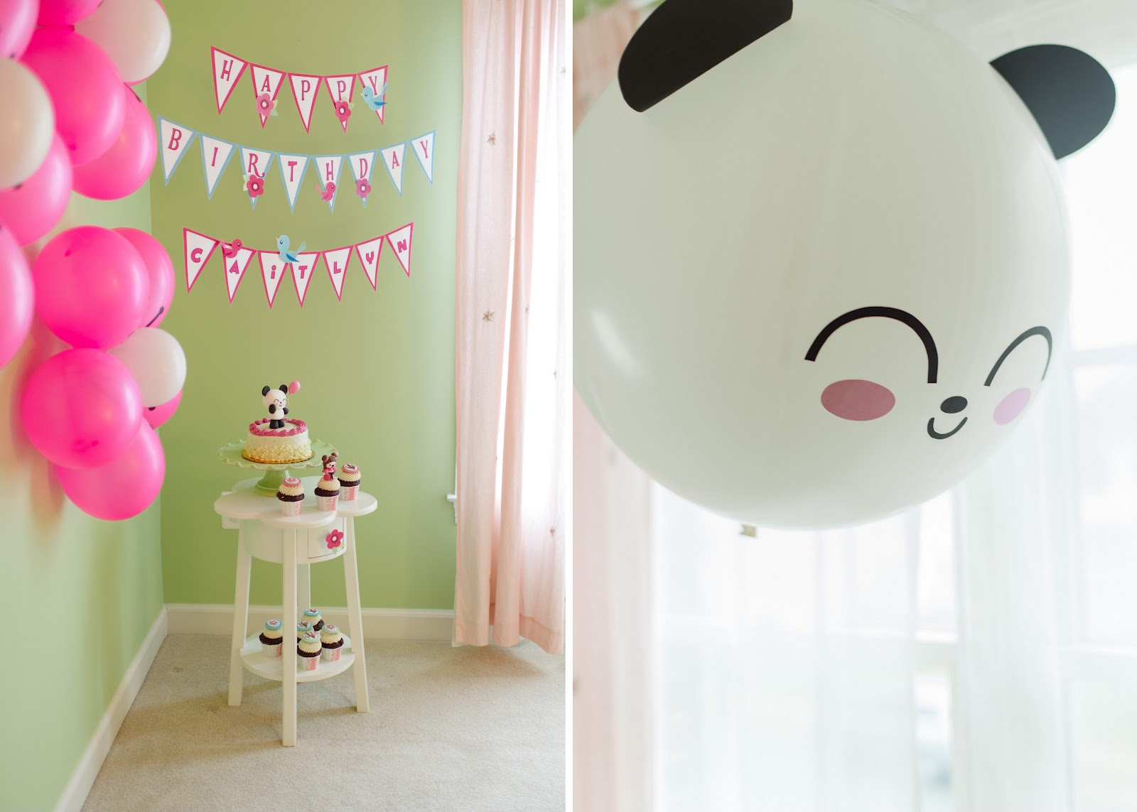 Pure Joy Events Kawaii Love Birthday Party