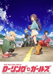 Kos Internet - Rolling☆Girls Episode 1 Sub English SD 480p