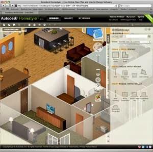 Autodesk Homestyler Banten Art Design
