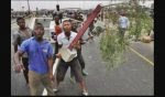 Over 200 Angry Youths Set Monarch's Palace Ablaze In Imo Community