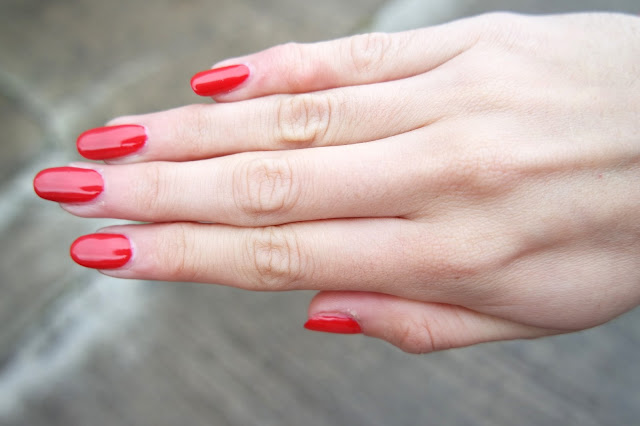SensatioNail Starter Kit Scarlet Red