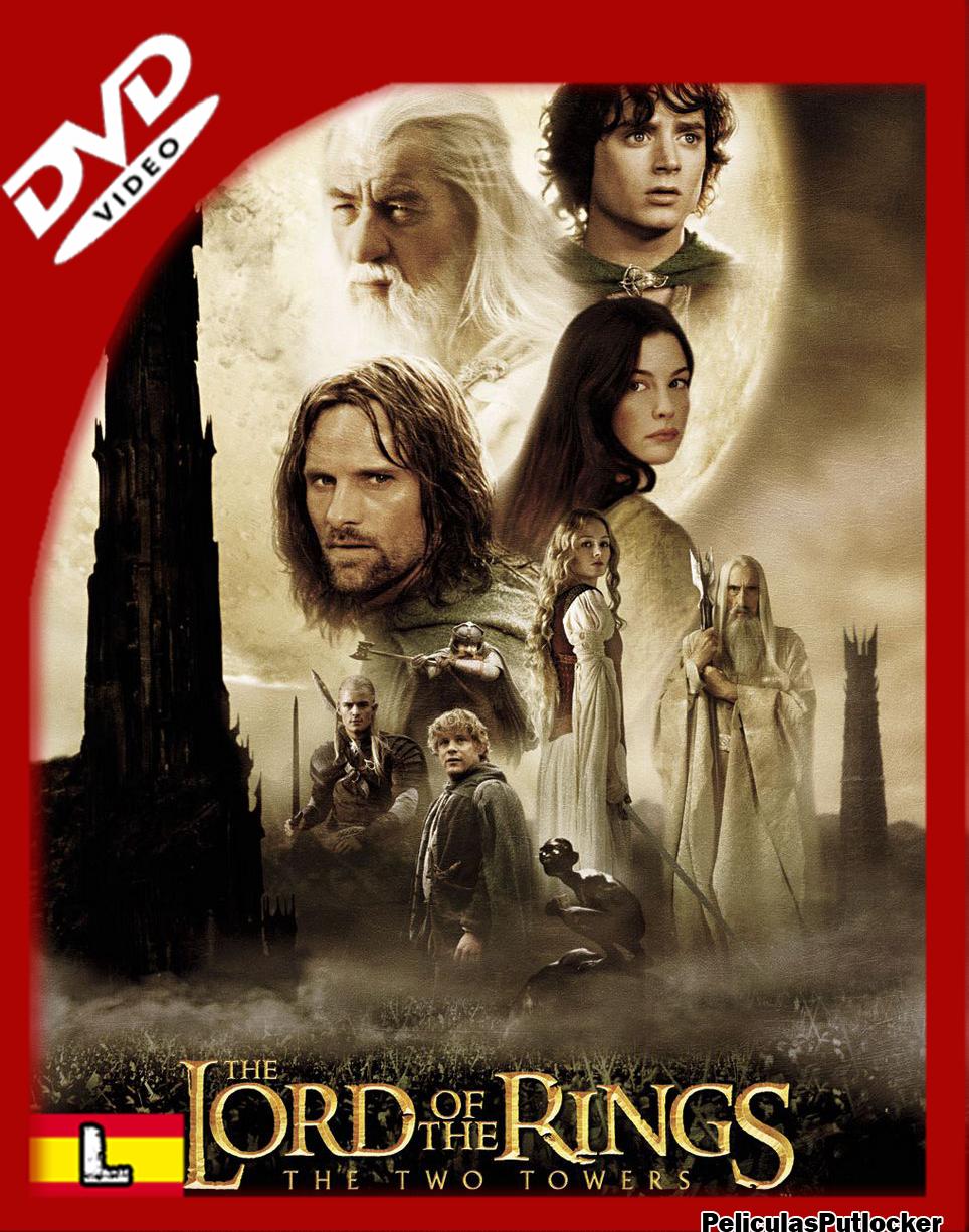 El Señor de los Anillos: Las Dos Torres [DVDRip][Latino][MG-FD]